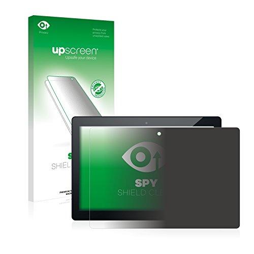 upscreen Anti-Spy Blickschutzfolie kompatibel mit Odys Winpad 12 Privacy Screen Sichtschutz Bildschirmschutz-Folie