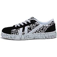 Bestow Zapatos de Verano para Hombre Moda Casual para Hombre con Zapatos Bajos.
