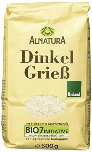 Alnatura Bio Dinkelgrieß, 500 g