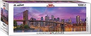 Eurographics 6010-5301 Puzzle Puzzle - Rompecabezas (Puzzle Rompecabezas, Edificios, Niños y Adultos, Niño/niña, Interior, Cartón)