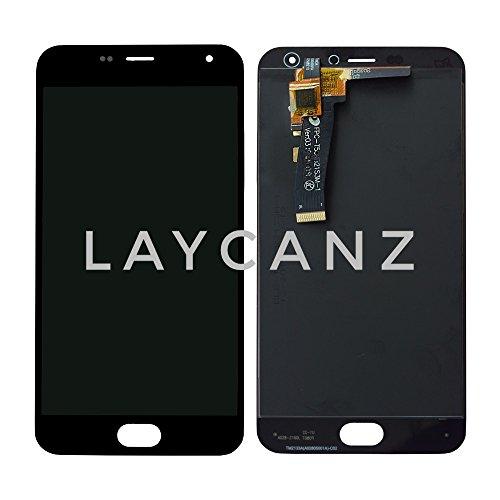 LAYCANZ Original. Meizu M2 Mini 5.0 inch LCD Display + Touch Screen Digitizer Assembly + Aluminium 5in1 Tools