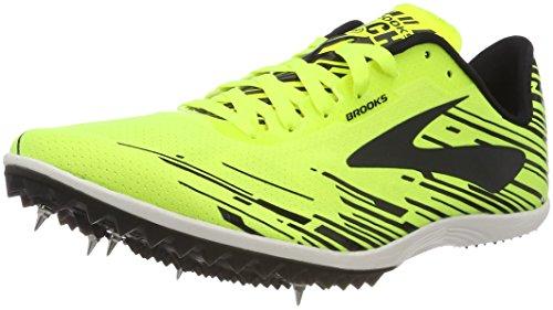 Brooks Mach 18, Zapatillas De Deporte Multicolores Para Hombre (vida Nocturna / Brooksbriteblue / Blac)