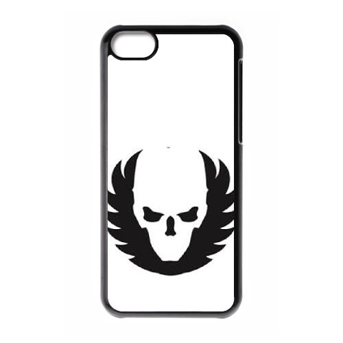 Custom personalized Case-iPhone 6 & iPhone 6s 4.7 Inch-Phone Case skull logo Design your own cell Phone Case skull logo