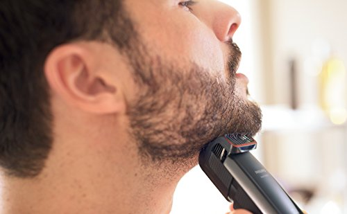 Philips Series 5000 Beard and Stubble Trimmer with Full Metal Blades - BT5200/13