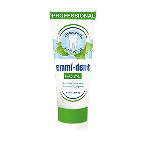 6x Emmi-dent Ultraschall Zahnpasta nature 75ml (6x 75ml)