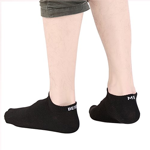 ebe92736e UmayBeauty Letter Printed Hit Color Letter Casual Socks Men I m Lost Too  Fuck Off