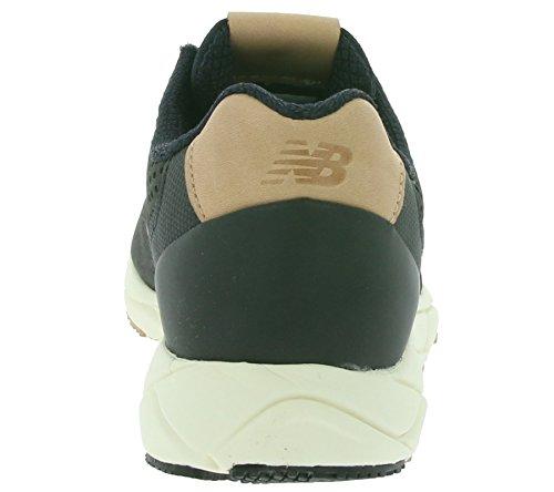 New Balance 96 Revlite Damen Sneaker Schwarz Schwarz