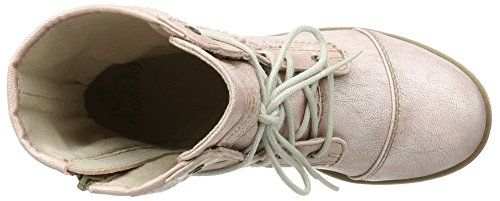 Mustang 5018-511, Bottes Classiques Fille Rose (555 rose)