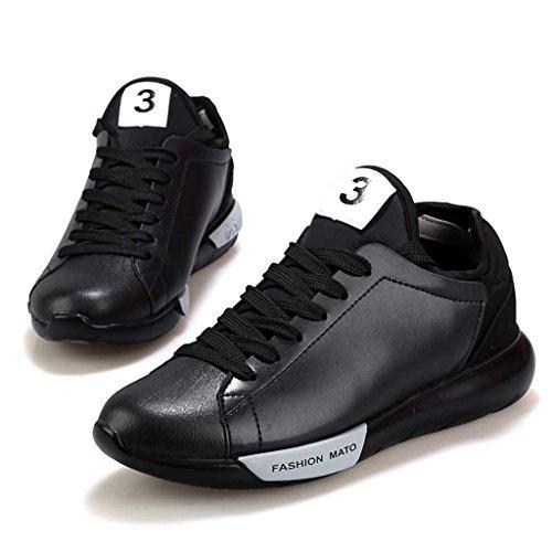 Zxcv Outdoor Chaussures Hommes Fitness Air Bubble Sport Marcher En Cours D'exécution Sport Chaussures Lumière Formateurs B