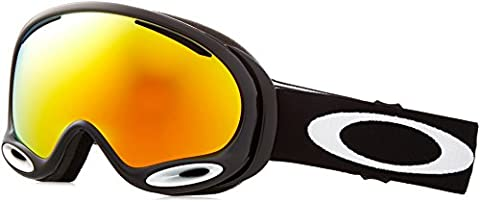 Oakley A-Frame 2.0 Ski/Snowboard Mask multi-coloured Jet Black/Fire Irid Size:Taille Unique