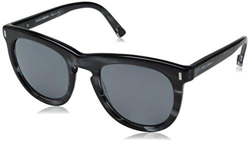 Dolce & Gabbana Sonnenbrille 4281_29246G (52 mm) anthrazit