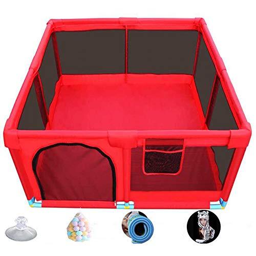 WYDM Zona de Juegos Infantil Cerca de un bebé Infantil Cerca 8/10 Panel Resistente a los Golpes (Tamaño : 8 Panel)