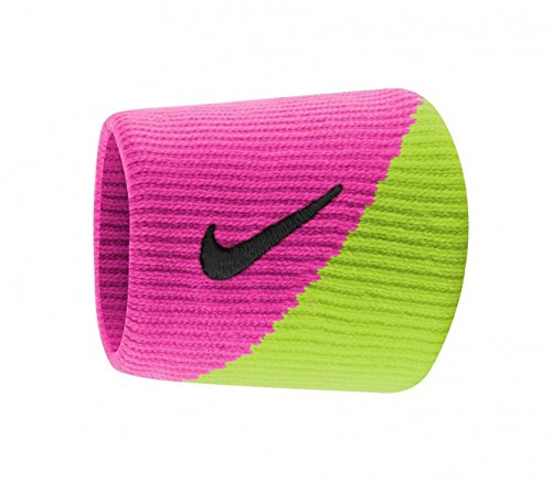 Nike - Dri-Fit Wristbands 2.0 (grün/pink)