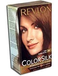 revlon coloration colorsilk 54 chtain dor - Coloration Cheveux Revlon