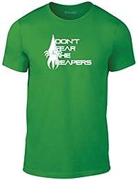 Brand88, Don't Fear, Erwachsene Mode T-Shirt