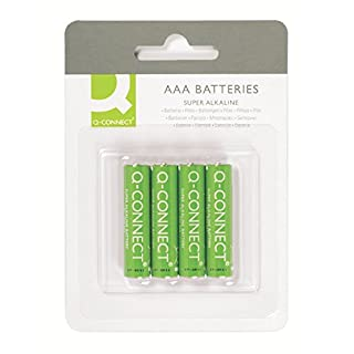 Q-Connect AAA Battery KF00488 - Pack of 4