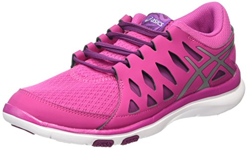 ASICS Gel-Fit Tempo 2, Women's Fitness Shoes, Pink (Berry/Silver/Plum 2193), 6 UK (39 1/2 EU)