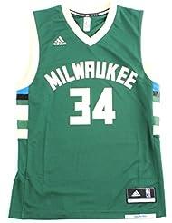 Maillot NBA Milwaukee Antetokounmpo