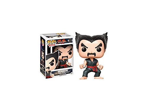 Funko - Figurine Tekken - Heihachi Tekken Tag Tournament Exclu Pop 10cm - 0889698129855