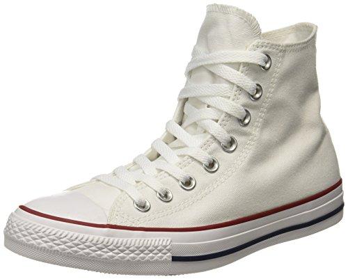Converse Unisex's Optical White Sneakers - 7 UK/India (40 EU) (150760C)