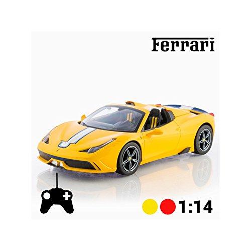 voiture-tlcommande-ferrari-458-speciale-114-rouge