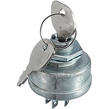 Alamor Interruttore di accensione chiave per MTD 725-0267A 925-0267 rasaerba per trattori Husqvarna