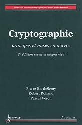 Cryptographie : Principe et mises en oeuvre