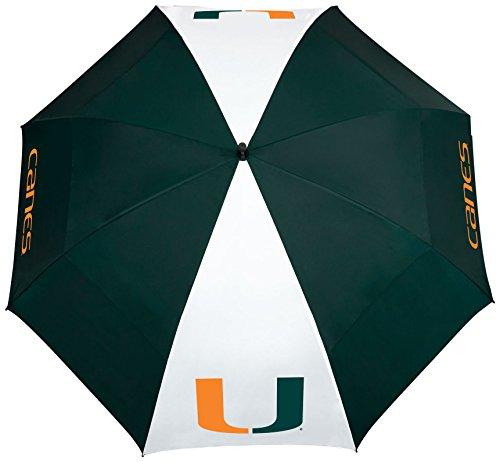 Team Effort Miami Hurricanes Windsheer Lite Regenschirm