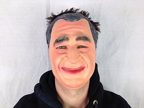 GEORGE BUSH Latex Maske amerikanische Präsident Fancy Dress Party (Bush-maske)