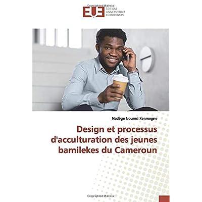 Design et processus d'acculturation des jeunes bamilekes du Cameroun