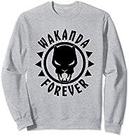 Marvel Black Panther Icon Wakanda Forever Circle Sudadera