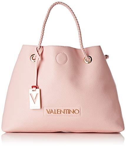 Mario Valentino Valentino by Damen Corsair Tote, Pink (Cipria/Rosso), 12.5x30.5x40 cm