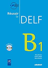 DELF B1 Book with CD - Didier Reussir