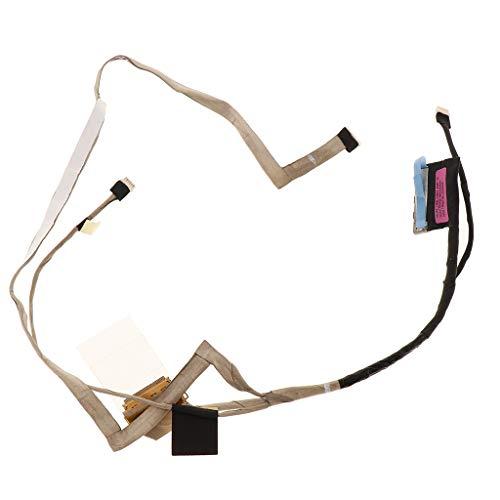 Baoblaze Ersatz LCD LVDS Flex Video Kabel Flachbandkabel für Dell Latitude E7440 7440, LCD Video Cable -