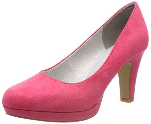 s.Oliver Damen 22409 Pumps, Pink (Fuxia), 39 EU