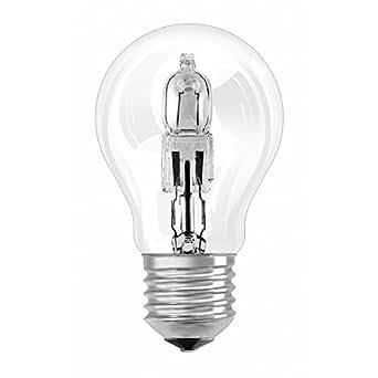 OSRAM - Ampoule économique HALOGENE Standard claire 52W E27