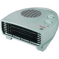 Dimplex Flatfan Heater 2 Heat Thermostat Settings, 3 kW, White
