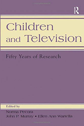 Children and Television: 50 Years of Research (LEA'S Communication Series) (Clues Bücher Blue)