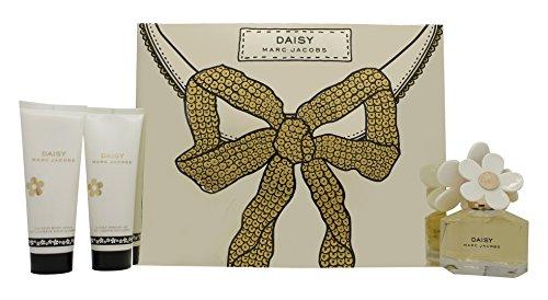 Marc Jacobs Daisy Confezione Regalo 50ml EDT + 75ml Lozione Corpo + 75ml Gel Doccia