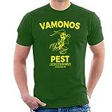 Photo de Cloud City 7 Breaking Bad Vamonos Pest Men's T-Shirt par Cloud City 7