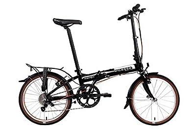 Dahon Vitesse D8 Folding Bike 8 Speed Black