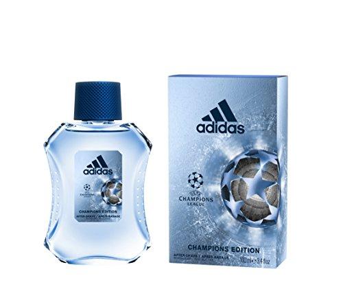 adidas UEFA Champions League After Shave - Belebendes Rasierwasser mit aromatischem Duft - Beruhigt die Haut schonend & verleiht Frische - 1 x 100 ml