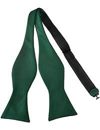 PenSee–Self lazo sólido seda lazo ties-various colores
