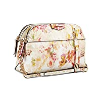 Nine West Spacious compartment Crossbody Bag for Women - Beige
