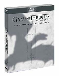 Game of Thrones (Le Trône de Fer) - Saison 3 - Edition Limitée avec sur-étui Dragon [Blu-ray]