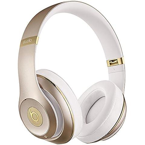 Beats by Dr. Dre Studio Wireless 2.0 - Auriculares de diadema cerrados , oro