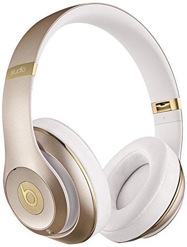 Preisvergleich Produktbild Beats Studio Wireless Over-Ear-Kopfhörer,  kabellos und ohrumschließend. gold