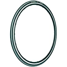 Hutchinson - Cubierta Crt. Equinox 2 Negra/Plata 700X23 Aro Flexible