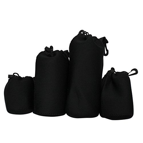 protective-neoprene-waterproof-camera-lens-dslr-cases-set-canon-nixon-sony