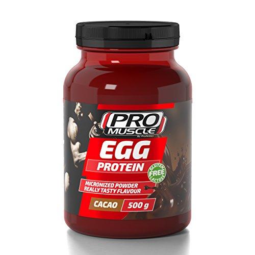 Promuscle egg protein cacao - confezione da 500 g